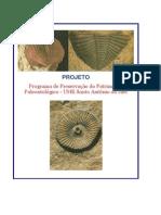 Programa de Preservação Do Patrimônio Paleontológico - UHE Santo Antônio Do Jari