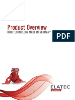 Elatec Product Overview