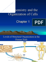 Biochemistry and the Organization of Cells-chap 1