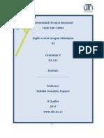 ILE-513 Programa y Cronograma