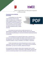 presentacion SDATH iridec