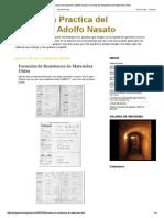 Ingenieria Practica del Ingeniero Adolfo Nasato_ Formulas de Resistencia de Materiales Utiles.pdf