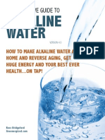 Guide to Alkaline Water 4.0