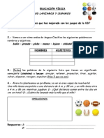 Ficha Competencias Manipulaciones 3º