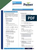 Álgebra 2 Porductos Notables