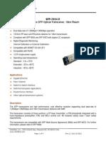 SFP 7010 31 Datasheet