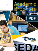 Seda College Brochura 2014