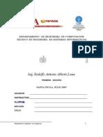 Manual Diseño Web y Multimedia II