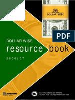 DollarWise Resource Book, 2006–07