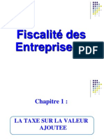 Cours Fiscalité is Tva
