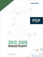 2013+Foxconn+CSER+Annual+Report