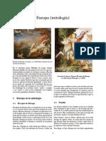 Europa (Mitología)