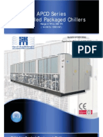 APCD Series Air Cooled Packaged Chillers