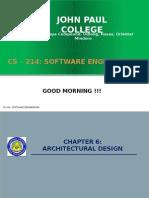 CS 214 - Chapter 6