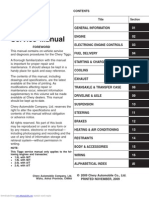 Service Manual Tiggo 2009