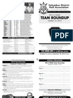 0650C CDGA Team Roundup AP