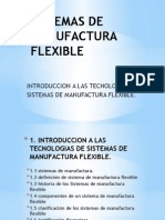 Sistemas de Manufactura Flexible