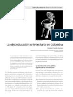 Etnoeducacion Colombia Elizabeth Castillo