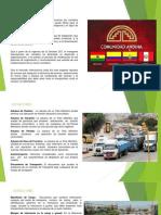 La Comision Del Acuerdo de Cartagena,