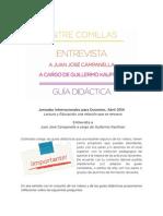 Guía Didáctica El Cine y El Lenguaje Audiovisual en El Aula