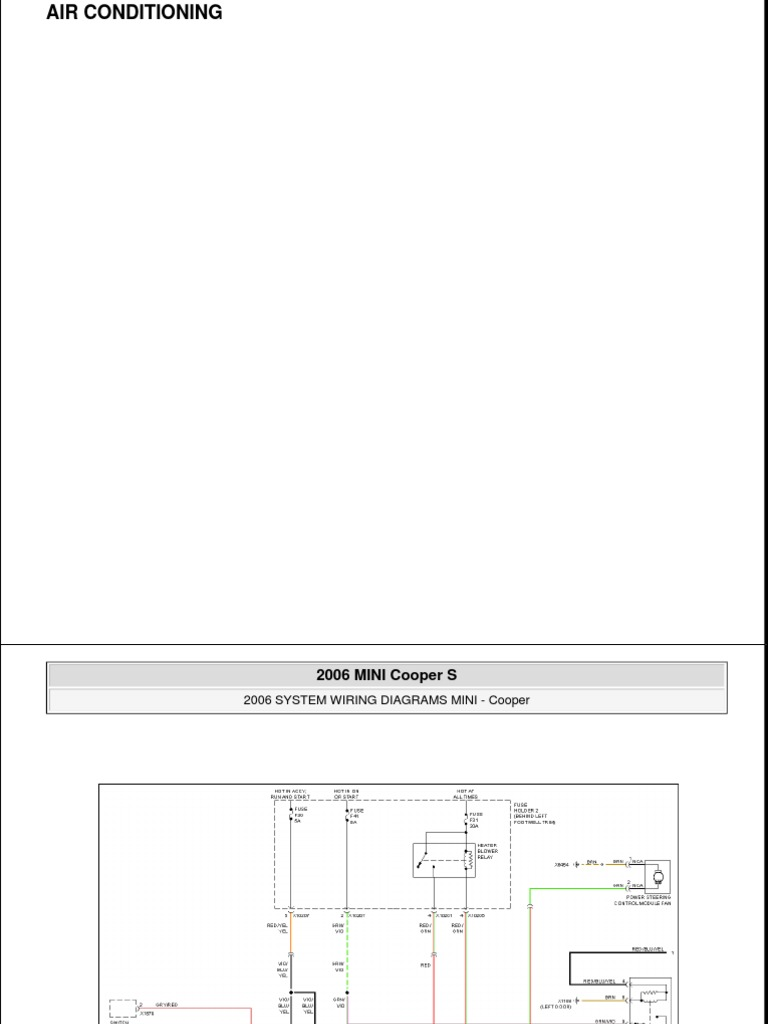 Diagrama Electrico Mini Cooper Product Introductions