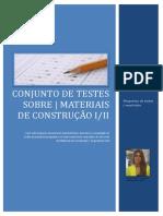 Materiais de Construção Teste