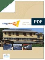 Kingspan Solar (GUIA GENERAL) en Inglés