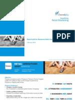 Panasonic Retail Audit Case Study