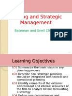Lecture 04a Planning n Strategic Mgt