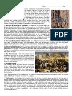 crusades-worksheet 2014