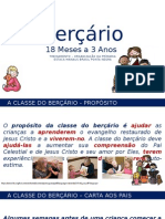 BERÇÁRIO - PRIMÁRIA