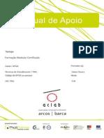 Manual Formador Tecnicasdeatendimentoufcd7842