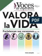 Voces de Esperanza 08 de Marzo 2015