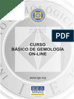Curso de Gemologia