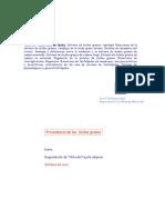 Biosíntesis de Lípidos