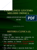 "LMC ""LEUCEMIA MIELOIDE CRONICA"""