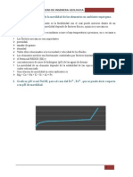 Informe 5 Geoquímica UNI