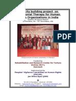 Second Quarter Progress Report on PVCHR-RCT collaboration