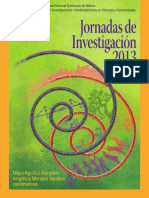 Jornadas centro de investigaciones 2013