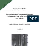 Survey of György Ligeti's Compositional Techniques.pdf