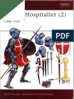 Osprey - Warrior 041 - Knight Hospitaller 2 . 1306-1565[1]