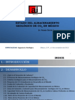 Estado del Almacenamiento Geológico de CO2 en México.pdf