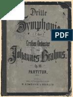 Brahms Symphonie