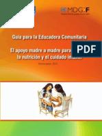 Educacion Alimentario y Nutricional