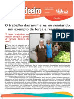 O TRABALHO DAS MULHERES NO SEMIÁRIDO