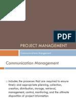 10 - PM - Communication Management