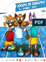 Programa VI Jogos de Quelfes