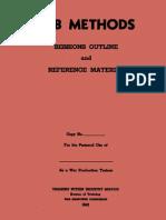 TWI Job Methods Manual