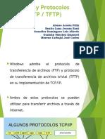 Redes y Protocolos FTP