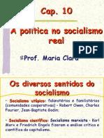Cap10-A Política No Socialismo Real